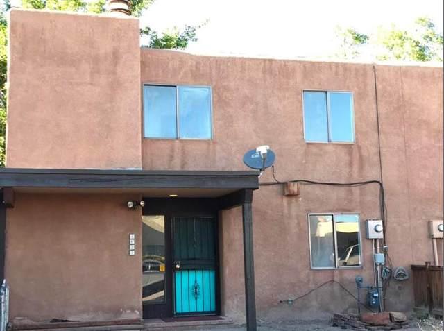 4623 La Vida Nueva Del Norte SW, Albuquerque, NM 87105 (MLS #994908) :: Berkshire Hathaway HomeServices Santa Fe Real Estate