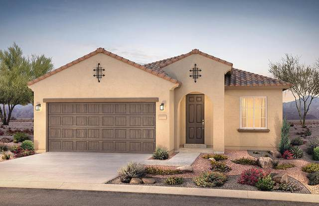 1624 Mammoth Way NW, Albuquerque, NM 87120 (MLS #994969) :: Berkshire Hathaway HomeServices Santa Fe Real Estate