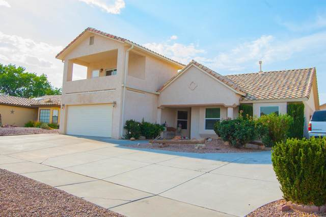 7315 Willow Wood Drive NW, Albuquerque, NM 87120 (MLS #994994) :: Keller Williams Realty