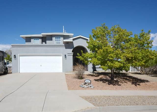 6825 Augusta Hills Drive NE, Rio Rancho, NM 87144 (MLS #995002) :: Berkshire Hathaway HomeServices Santa Fe Real Estate