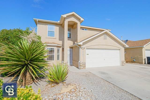 2519 Maiden Grass Road NW, Albuquerque, NM 87120 (MLS #995011) :: Berkshire Hathaway HomeServices Santa Fe Real Estate