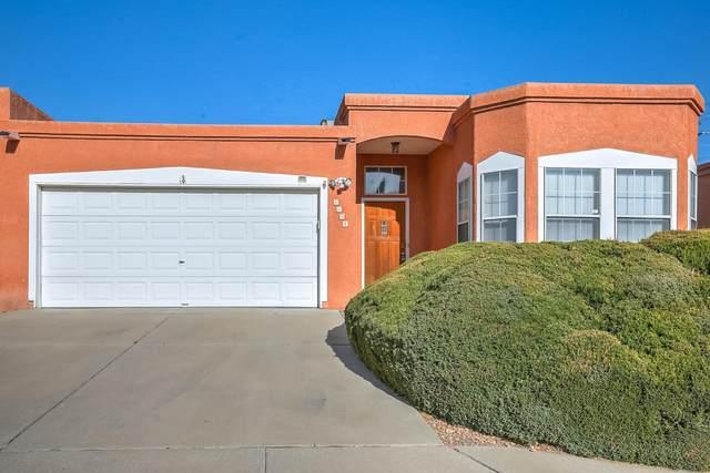 6604 Ruby Street NE, Albuquerque, NM 87109 (MLS #995028) :: Sandi Pressley Team