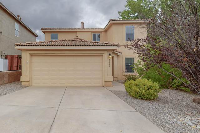 5001 Rose Rock Road NW, Albuquerque, NM 87114 (MLS #995053) :: The Buchman Group