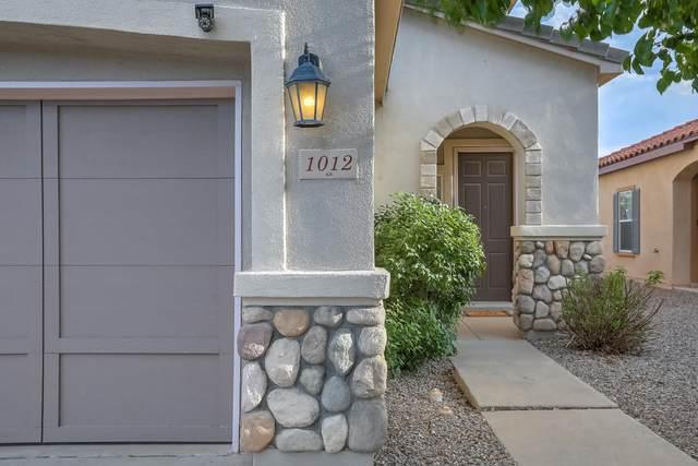 1012 Waterfall Drive NE, Rio Rancho, NM 87144 (MLS #995060) :: Berkshire Hathaway HomeServices Santa Fe Real Estate