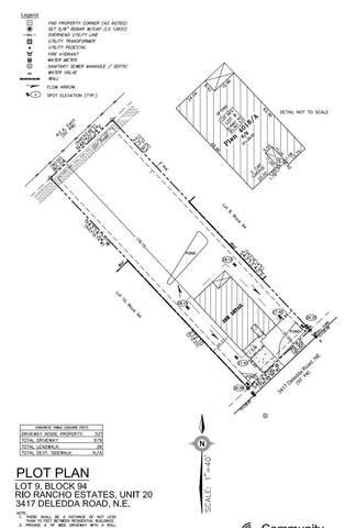 3311 Icarian Court NE, Rio Rancho, NM 87144 (MLS #995065) :: Berkshire Hathaway HomeServices Santa Fe Real Estate