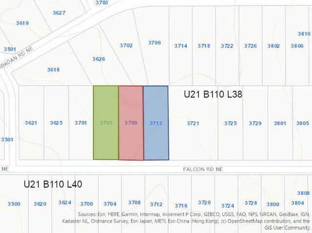 3705 Falcon (U21b110l38,39&40) Road NE, Rio Rancho, NM 87144 (MLS #995069) :: Berkshire Hathaway HomeServices Santa Fe Real Estate