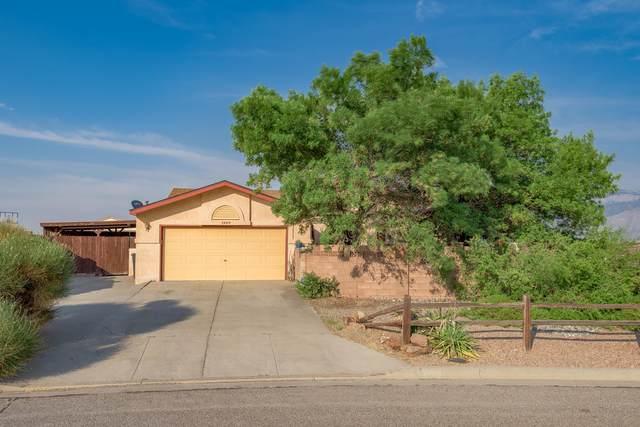 1624 Mallard Court NE, Rio Rancho, NM 87144 (MLS #995089) :: Berkshire Hathaway HomeServices Santa Fe Real Estate