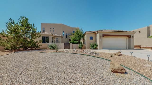 6826 Oersted Road NE, Rio Rancho, NM 87144 (MLS #995103) :: Berkshire Hathaway HomeServices Santa Fe Real Estate