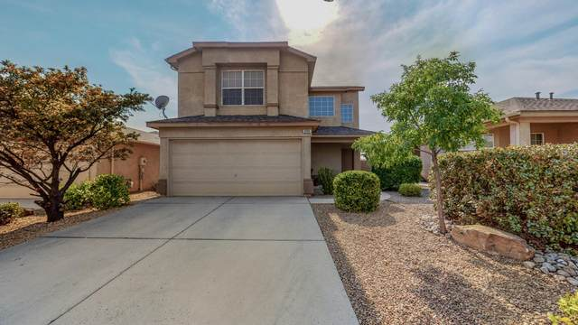 9701 Puccini Trail NW, Albuquerque, NM 87114 (MLS #995159) :: Berkshire Hathaway HomeServices Santa Fe Real Estate
