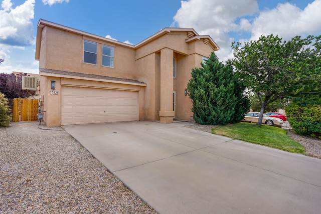 10839 Stonebrook Place NW, Albuquerque, NM 87114 (MLS #995160) :: Berkshire Hathaway HomeServices Santa Fe Real Estate