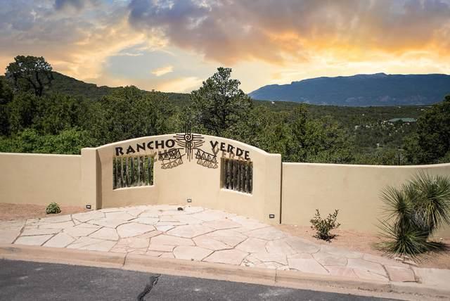 212 Via Sedillo Road, Tijeras, NM 87059 (MLS #995195) :: Sandi Pressley Team