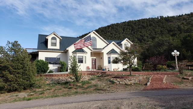 61 Pinon Trail, Cedar Crest, NM 87008 (MLS #995200) :: Campbell & Campbell Real Estate Services