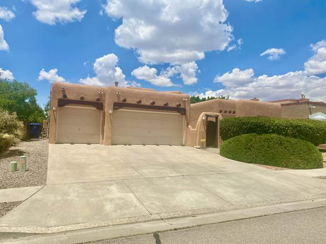 8415 Petaluma Drive NE, Albuquerque, NM 87122 (MLS #995248) :: Sandi Pressley Team
