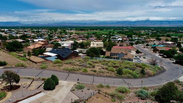 0 Hillside Drive, Los Lunas, NM 87031 (MLS #995358) :: Sandi Pressley Team