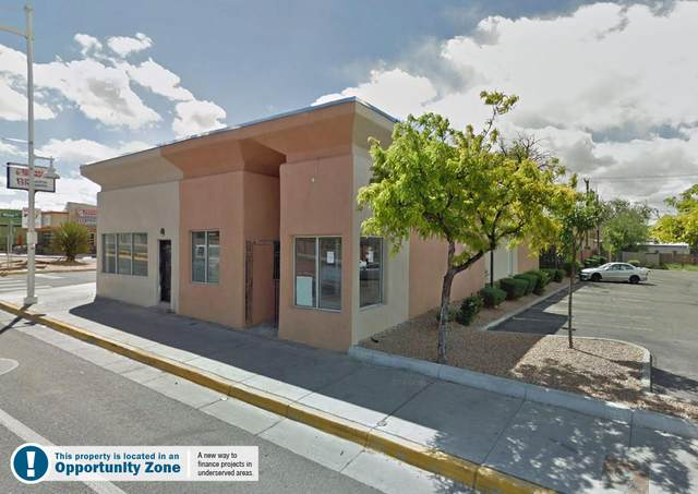 1822 Central Avenue SE, Albuquerque, NM 87106 (MLS #995370) :: Berkshire Hathaway HomeServices Santa Fe Real Estate