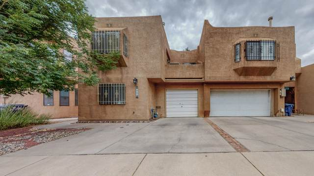 3709 Cuervo Court NW, Albuquerque, NM 87107 (MLS #995446) :: Berkshire Hathaway HomeServices Santa Fe Real Estate