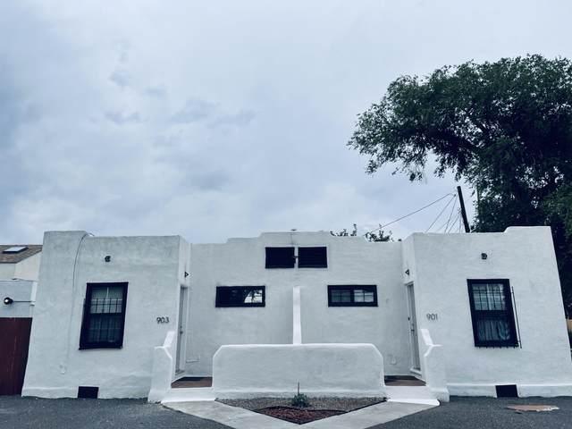 905 Coal Avenue SW, Albuquerque, NM 87102 (MLS #995625) :: The Buchman Group