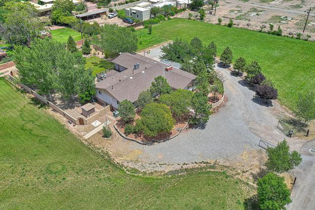 9143 4TH Street NW, Albuquerque, NM 87114 (MLS #995627) :: Campbell & Campbell Real Estate Services
