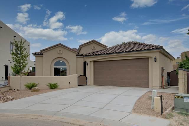 6323 Blueberry Lane NW, Albuquerque, NM 87120 (MLS #995676) :: Sandi Pressley Team