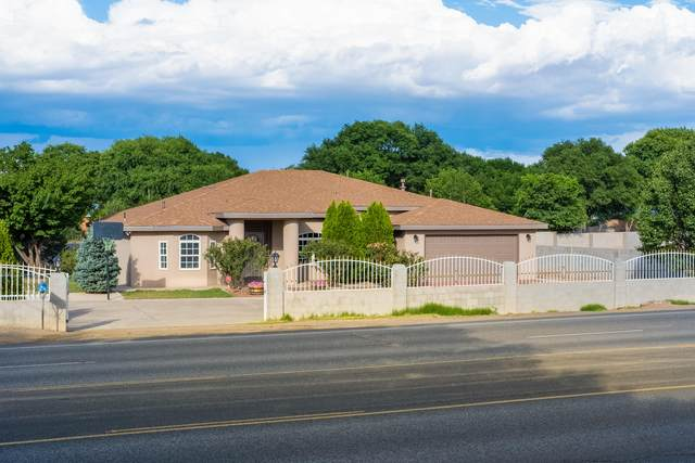 7524 Coors Boulevard SW, Albuquerque, NM 87121 (MLS #995695) :: Sandi Pressley Team