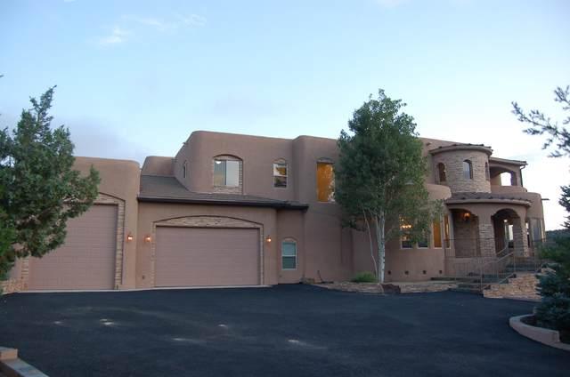 36 Raindance Road, Sandia Park, NM 87047 (MLS #995720) :: Keller Williams Realty