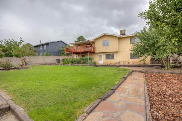 725 Supper Rock Drive NE, Albuquerque, NM 87123 (MLS #995756) :: Keller Williams Realty