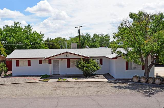 504 Leroy Place, Socorro, NM 87801 (MLS #995765) :: Campbell & Campbell Real Estate Services