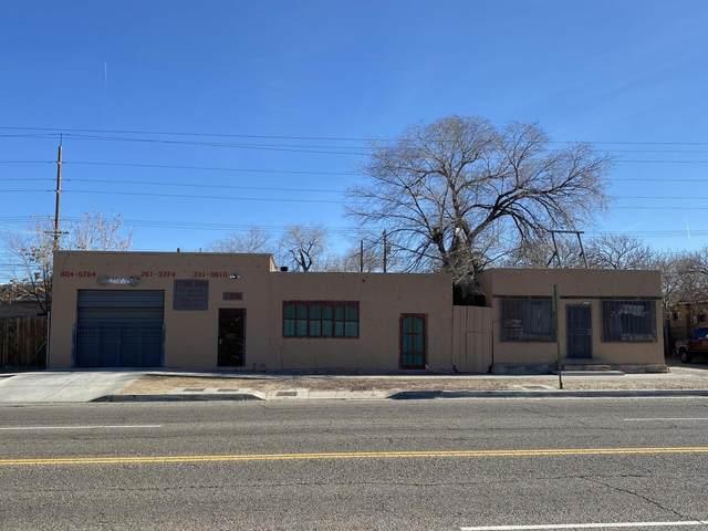 1206 Broadway Boulevard SE, Albuquerque, NM 87102 (MLS #995796) :: Keller Williams Realty