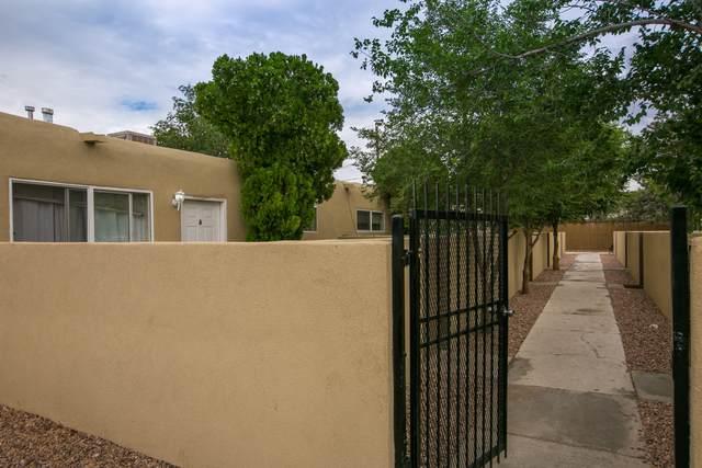 510 Mesilla Street SE, Albuquerque, NM 87108 (MLS #995849) :: The Buchman Group