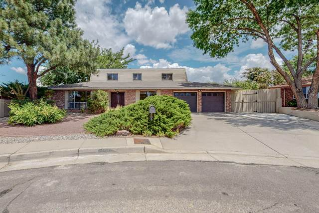 7621 Arroyo Del Oso Avenue NE, Albuquerque, NM 87109 (MLS #995860) :: Sandi Pressley Team