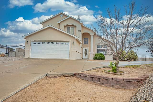 15 Alamosa Loop, Los Lunas, NM 87031 (MLS #995866) :: Campbell & Campbell Real Estate Services