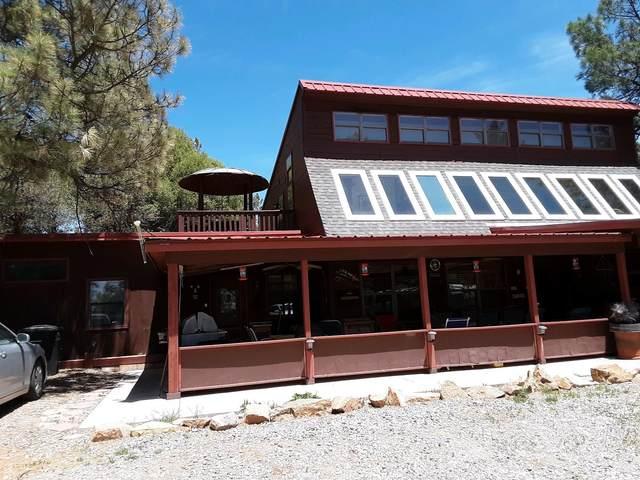 50 Camino Yrisarri, Tijeras, NM 87059 (MLS #995884) :: Keller Williams Realty