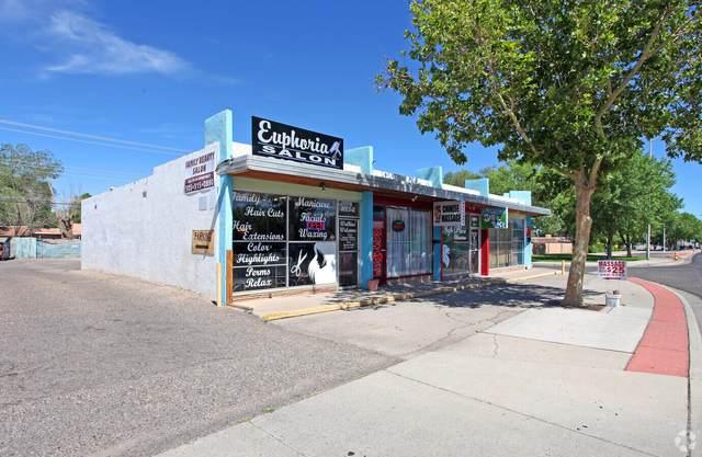 1001 San Mateo Boulevard SE, Albuquerque, NM 87108 (MLS #995886) :: Berkshire Hathaway HomeServices Santa Fe Real Estate