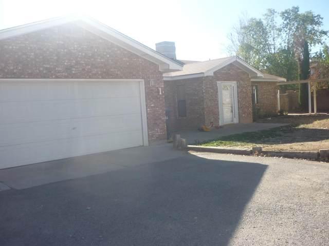 302 Wayne Road NW 1&1A, Albuquerque, NM 87114 (MLS #995920) :: Sandi Pressley Team