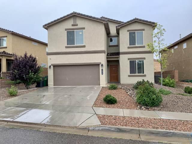 7056 Napoleon Road NE, Rio Rancho, NM 87144 (MLS #995939) :: Sandi Pressley Team
