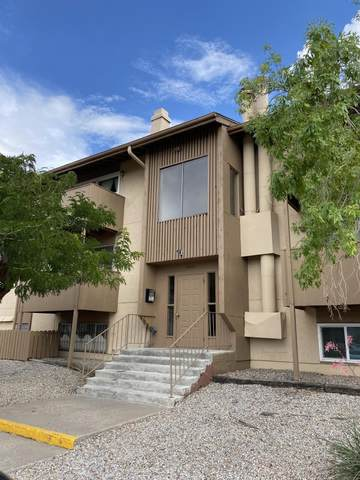 3841 Montgomery Boulevard NE #838, Albuquerque, NM 87109 (MLS #995945) :: Keller Williams Realty