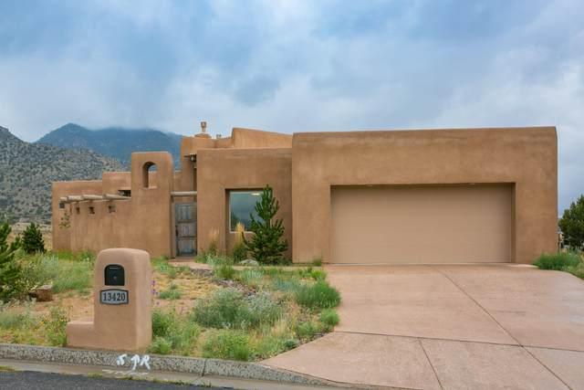 13420 Osage Orange Road NE, Albuquerque, NM 87111 (MLS #995951) :: Berkshire Hathaway HomeServices Santa Fe Real Estate