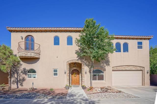 2409 Rice Avenue NW B, Albuquerque, NM 87104 (MLS #995965) :: Keller Williams Realty