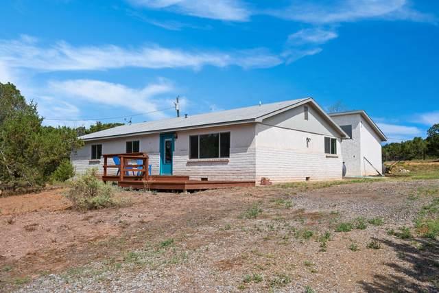 43 Meadow Drive, Tijeras, NM 87059 (MLS #995977) :: Sandi Pressley Team