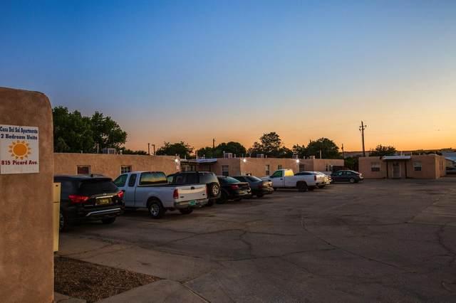 815 W Picard Avenue, Belen, NM 87002 (MLS #996019) :: Sandi Pressley Team