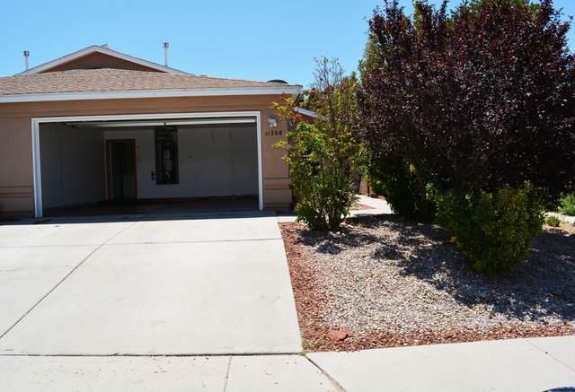11208 Miravista Place SE, Albuquerque, NM 87123 (MLS #996022) :: Keller Williams Realty