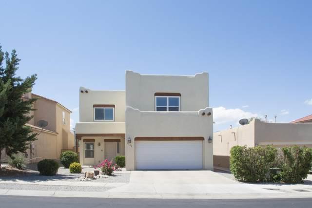 6700 Glenlochy Way NE, Albuquerque, NM 87113 (MLS #996035) :: Sandi Pressley Team