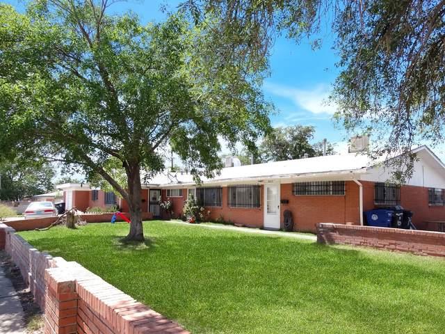 7011 Trumbull Avenue SE, Albuquerque, NM 87108 (MLS #996078) :: Keller Williams Realty