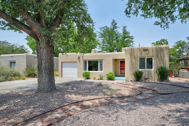 4817 Trumbull Avenue SE, Albuquerque, NM 87108 (MLS #996099) :: The Buchman Group