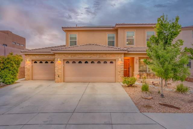 1804 Cam Fella Avenue SE, Albuquerque, NM 87123 (MLS #996121) :: Keller Williams Realty
