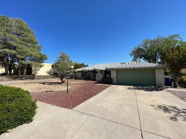 820 Rio Arriba Avenue SE, Albuquerque, NM 87123 (MLS #996141) :: Sandi Pressley Team