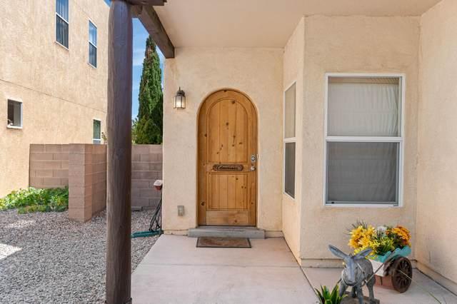 11604 Terra Bonita Way SE, Albuquerque, NM 87123 (MLS #996145) :: Keller Williams Realty