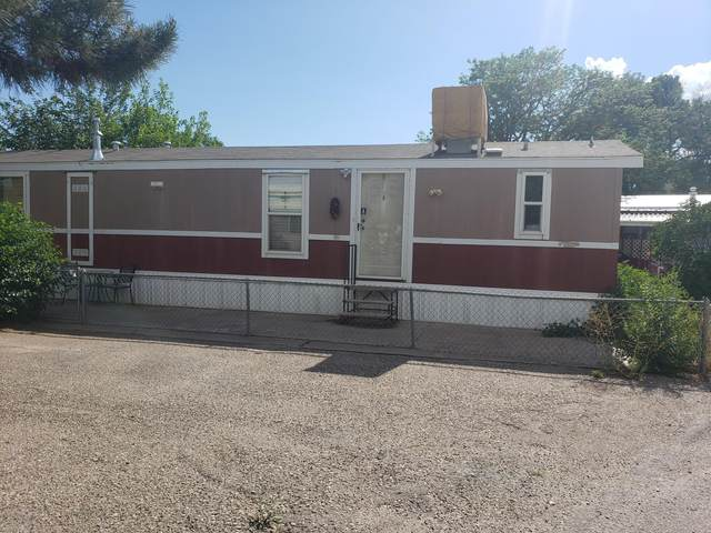 8900 2ND Street NW Lot #44, Albuquerque, NM 87114 (MLS #996193) :: Campbell & Campbell Real Estate Services