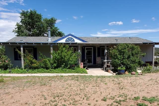 2 Seebach Lane, Sandia Park, NM 87047 (MLS #996223) :: Berkshire Hathaway HomeServices Santa Fe Real Estate