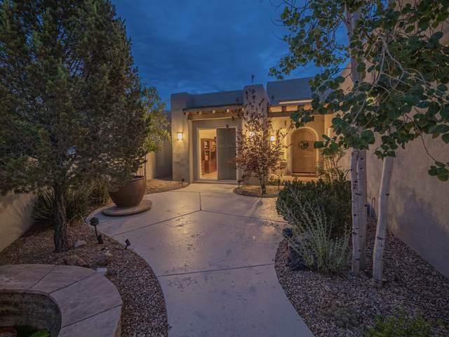 12700 Sandia Ridge Place NE, Albuquerque, NM 87111 (MLS #996231) :: Berkshire Hathaway HomeServices Santa Fe Real Estate